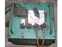 Oxford Arc Welding Set model RT 110/B