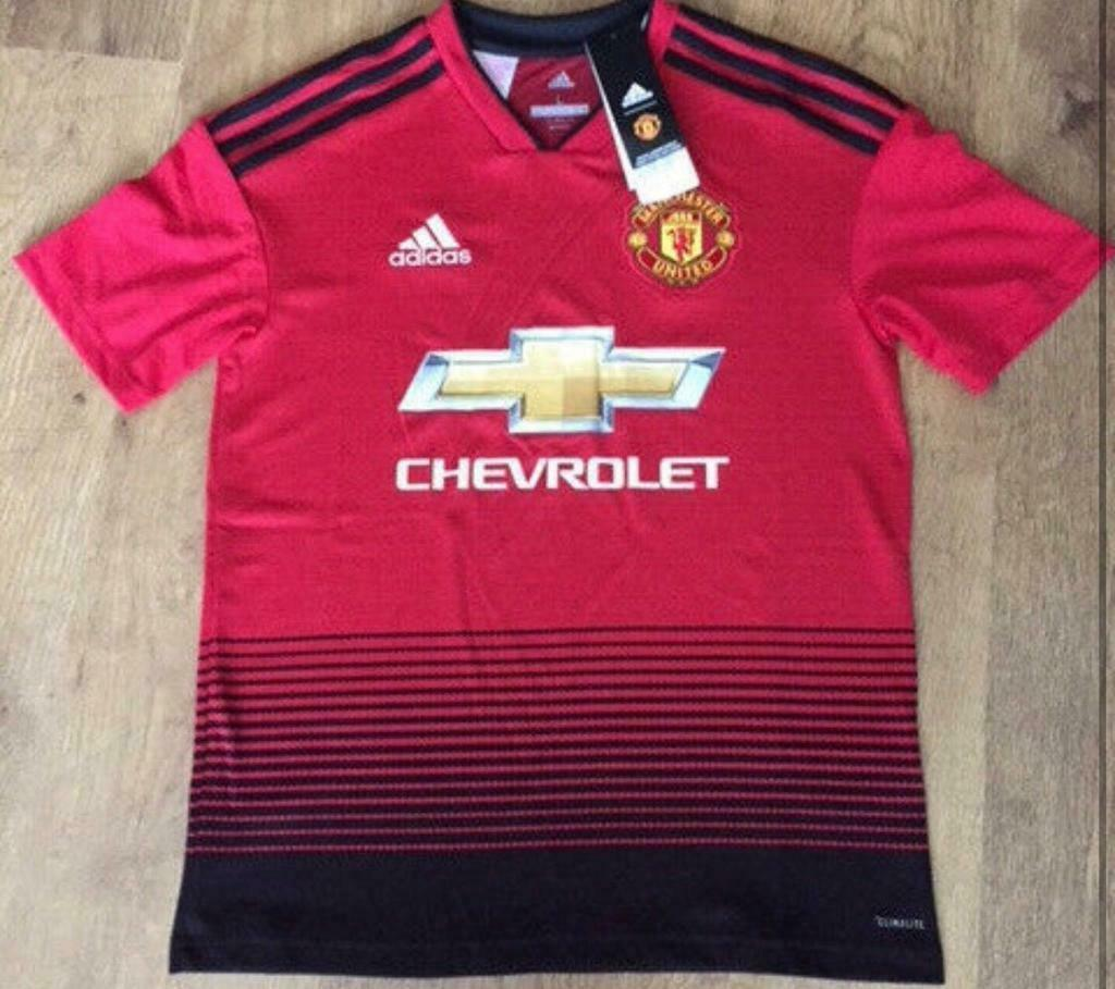 the best attitude b26cb 50848 New Manchester United shirt 2018/19 | in Cookstown, County Tyrone | Gumtree