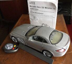 REMOTE CONTROL MERCEDES - BENZ CAR