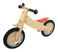 New: Classic Wooden Runners Balance Bike