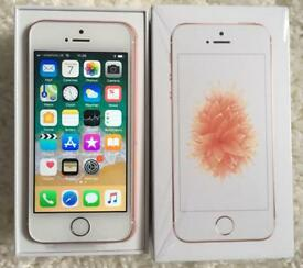 Apple iPhone SE Vodafone network