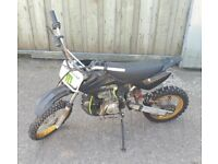 110cc Pitbike - Spares / repair project