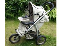Mamas & Papas 03 Series buggy - well used but great reliable model