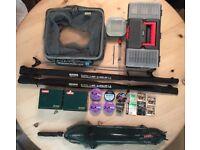 Junior Beginners Twin Rod and Reel Coarse/Float Fishing Set