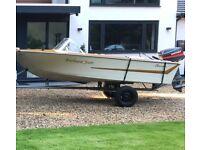 Broom Gemini Classic speedboat
