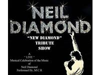 NEIL DIAMOND Tribute Show - Available For Dates in Nov / Dec 2016 !! in Salisbury