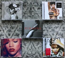 Rihanna CD Bundle