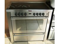 Reduced! - Stoves Electric Range Cooker, Ceramic Hob, Large Oven, inc 6 Month Cover