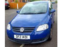 39900 miles. Full MOT. Volkswagen Fox. £2600