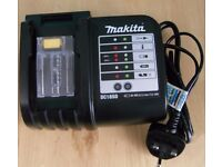 Makita DC18SD LXT Battery Charger 18v Li-ion 240v sale Limited 2017