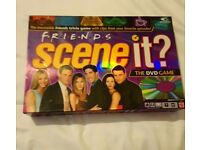 Scene it Friends edition. Played once,excellent condition .
