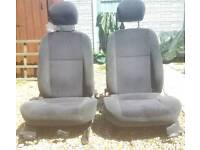 Mk1 focus front seats can be used for gaming chairs