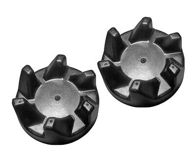 2 Pack Replacement Coupler Gear Drive Clutch,Fit KitchenAid Blender Part 9704230