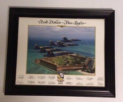 US Navy Blue Angels Key West Florida 2005