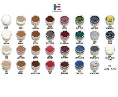 Moneysworth Best Boot & Shoe Cream Polish  - 1.7 oz 50 ml   (All Colors )