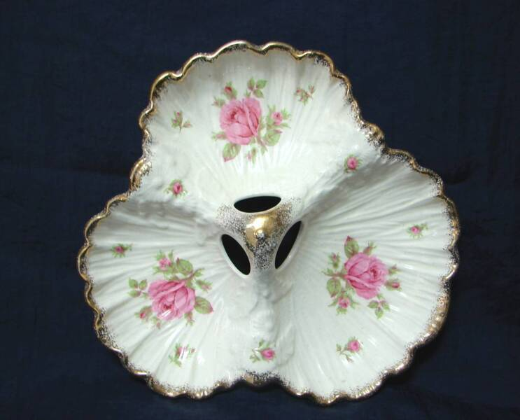 Vintage Crown Ducal English Rose Savory Dish Antiques Gumtree