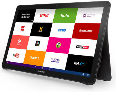 Samsung Galaxy View 18.4-Inch Wi-Fi + 4G LTE Android (Lollipop) Tablet - Black
