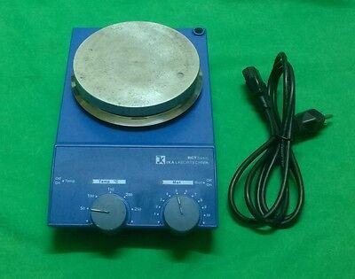 Ika Labortechnik Rct B S1 Rct Basic Magnetic Stirrerhot Plate 115vac 2352