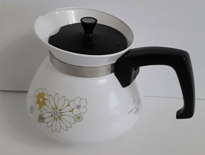 Corning ware Bouquet teapot