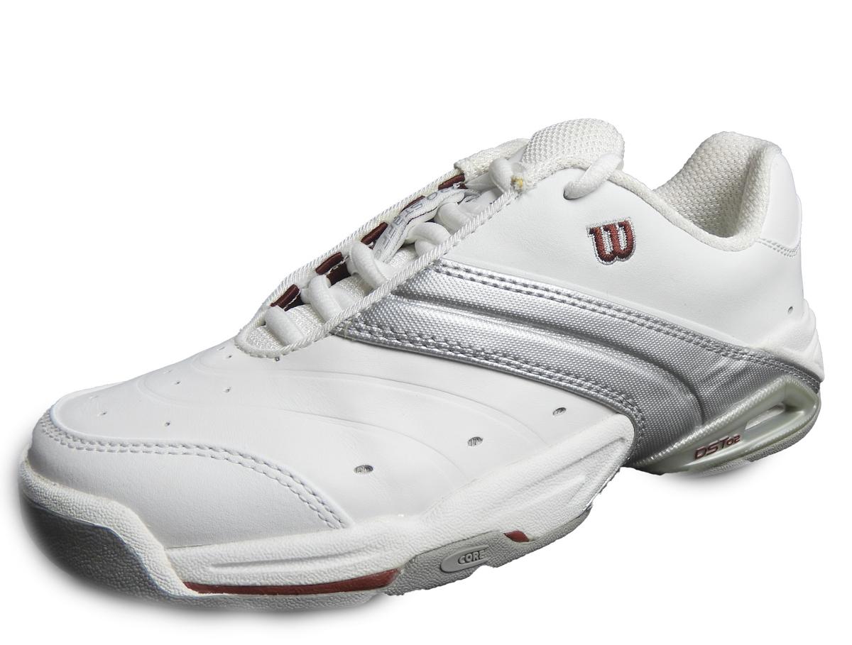 Wilson Pro Staff 710 - Damen Outdoor Tennisschuhe - Größe 37 2/3 - weiß - S9365