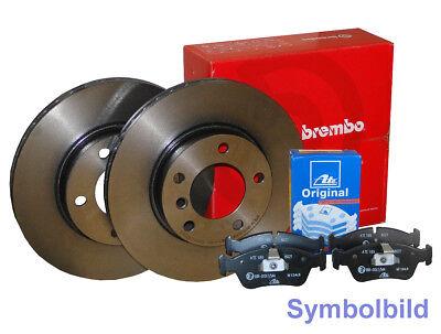 BREMBO+ATE Bremsensatz HA für MERCEDES GLE Coupe (W166,C292),M-KLASSE (W166)