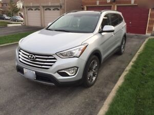 2016 Hyundai Santa Fe XL Limited (Adventure Edition)