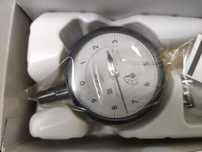 Mitutoyo 2802s-10 Dial Indicator -0.0001 Accuracy New Open Box