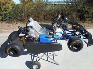 2016 Arrow X4 Vegas TAG Go Kart Warwick Southern Downs Preview