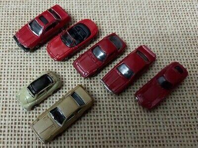 Classic Vintage NAVI DYDO Miniature Collection Tiny Car X 7