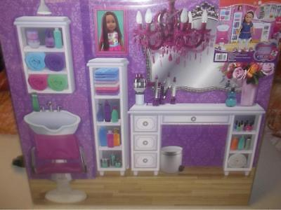 """2 sided background back drop display board for 18"""" dolls 20 x 30  bakery/salon"""