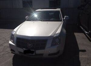 2009 Cadillac CTS 3.6L V6 AWD PANORAMIC SUNROOF