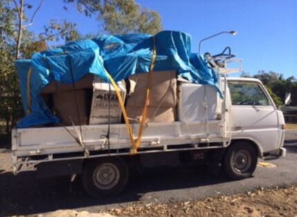 Rubbish removal service (7 days a week)
