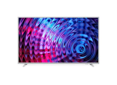 PHILIPS Fernseher 32PFS5823/12 FullHD LED SAPHI Smart TV 32 Zoll/80cm Silber