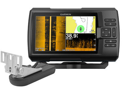 Garmin Eco/Gps Striker Plus 7sv Trasduttore GT52HW-TM 010-01874-01 #60320421