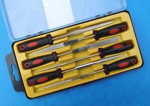 6pc-Diamond-Needle-File-Set-Suit-Hobbyist-Jewellery-And-Repair-Work
