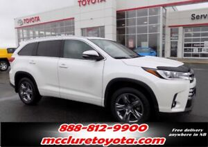 2019 Toyota Highlander Limited WINTER TIRES INCLUDED