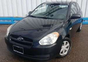 2007 Hyundai Accent Hatchback *AUTOMATIC*