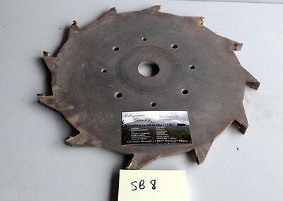 Dado Sawmill Saw Blade 12-34 W 1-14 Arbor For Industrial Sb8