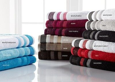 New Luxury Las Vegas Towels 100% Egyptian Cotton 600 GSM Hand, Bath, Bath Sheet