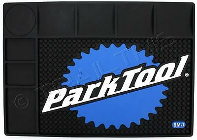Park Tool Benchtop Overhaul Mat Blue, One Size