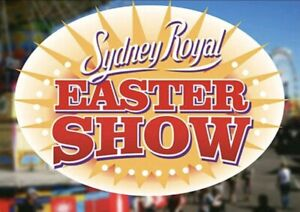 Wanted: Royal Easter Show tickets on 9th April