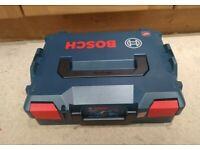 2 x Bosch L-BOXX 2 136 LBOXX Sortimo Tool Storage Case Toolbox 1600A012G0 LBOXX