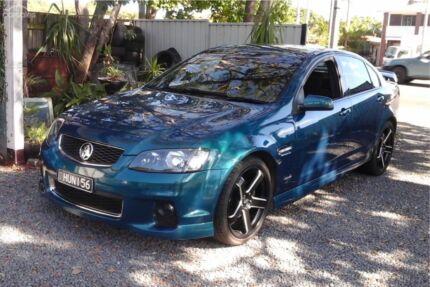 2012 Holden Commodore VE Series II SV6 Sedan 4dr Spts Auto 6sp 3.