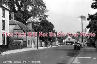 Ox 13 - Lower High Street, Thame, Oxfordshire - 6x4 Photo -  - ebay.co.uk