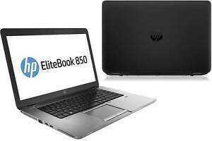 HP ELITEBOOK, CORE i5 4300U, 4GB DDR3 RAM, 500GB HDD COMES W WARRANTY