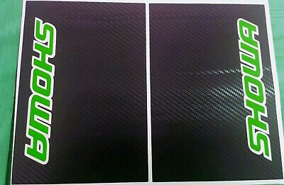 27x17cm Blackbird Racing Transparent Fork Stickers 5045S Decals KYB Showa