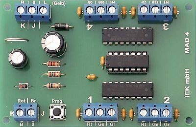 LS-DEC 5x2 DCC NRMA DCC digital IEK digitaler Signaldecoder für 5 Lichtsignale