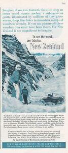 1962-New-Zealand-Government-Travel-Vintage-Snow-Ski-Hermitage-MT-Cook-PRINT-AD