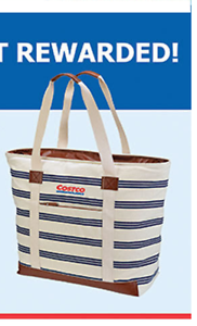 FREE Oversized luxury COSTCO cooler bag on sign up Docklands Melbourne City Preview