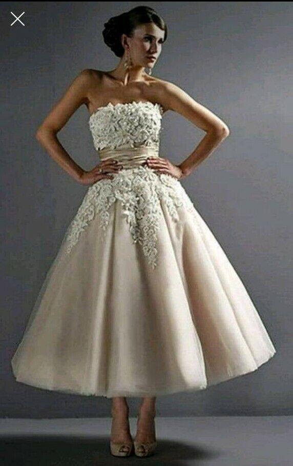 72f1dd113a Justin Alexander 50 s wedding dress